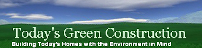 picture of Today's Green Construction Logo