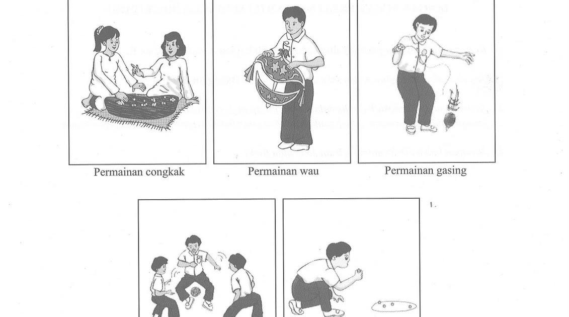 Contoh Karangan Permainan Tradisional Dzien Ojca