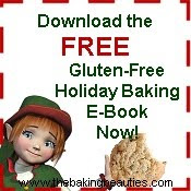 FREE Gluten-Free Holiday Baking E-Book