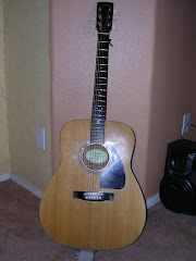 My Eterna EF-15 (Yamaha) acoustic steel string
