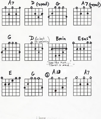 guitarthrill: Give a Little Bit and Feel Like Makin\' Love