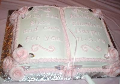marilyn s caribbean cakes ashleigh s bible christening cake