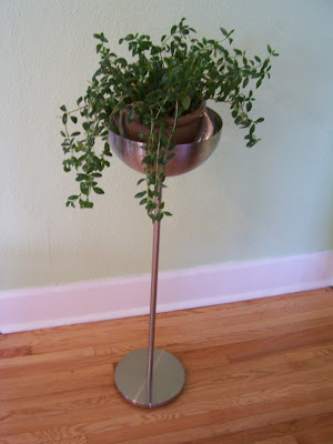 vertical pot planter