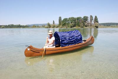 canoe canopy