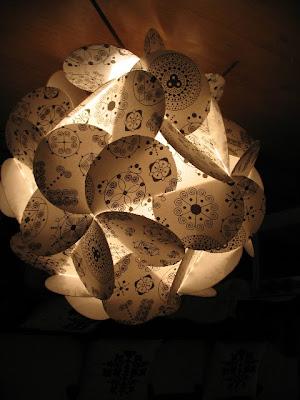 klover lamp