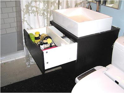Ikea Hackers Edland Bathroom Vanity Bathroom Remodeling