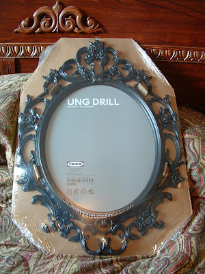 ung drill picture frame
