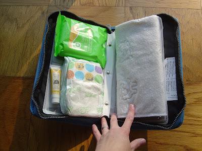 diaper wallet