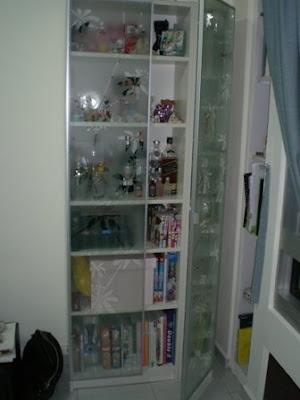 billy bookcase with door