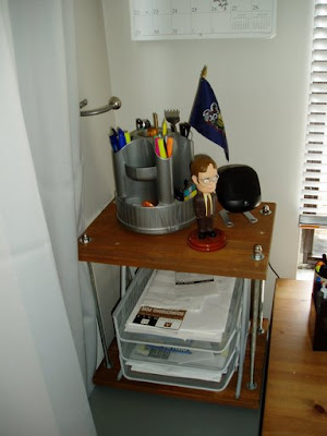 computer printer cabinet