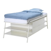 morrum bed with storage