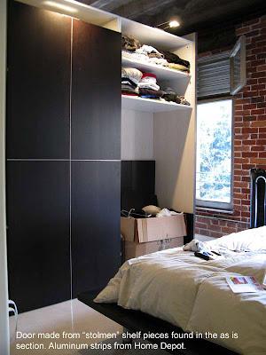 loft room divider