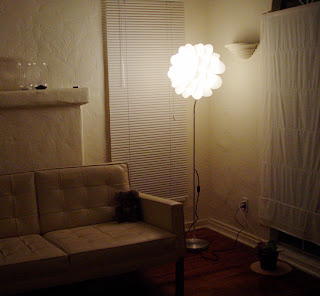 The Knappa Floor Lamp Ikea Hackers