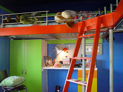 kid rooms bunk bed