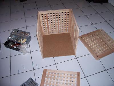 hol storage cube