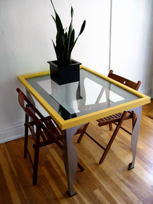 dining table curvy legs
