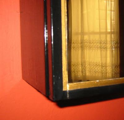 baroque bathroom cabinet gold trim