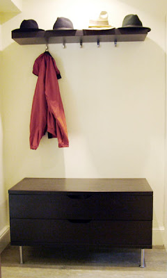 hat and coat rack