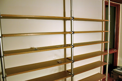 wall book shelf