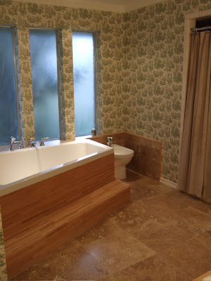 bath tub surround