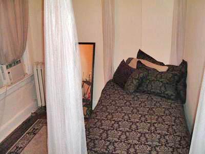 hemnes 4 poster bed