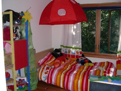 kid's bed