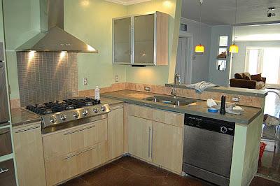 cooktop cabinet