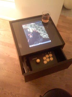 Ikea + Mac = Recreativa Retro