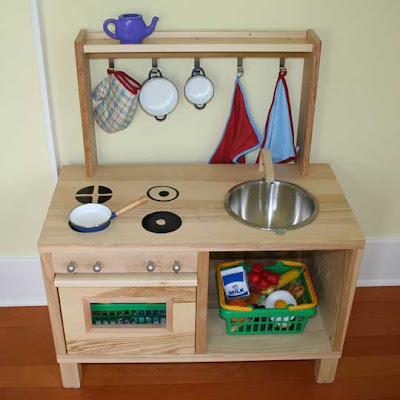 Ikea Shelf Kitchen System