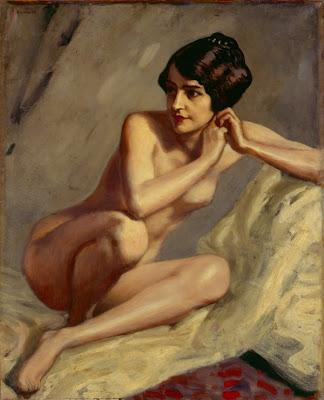 Alfredo protti painter nude - 2 10
