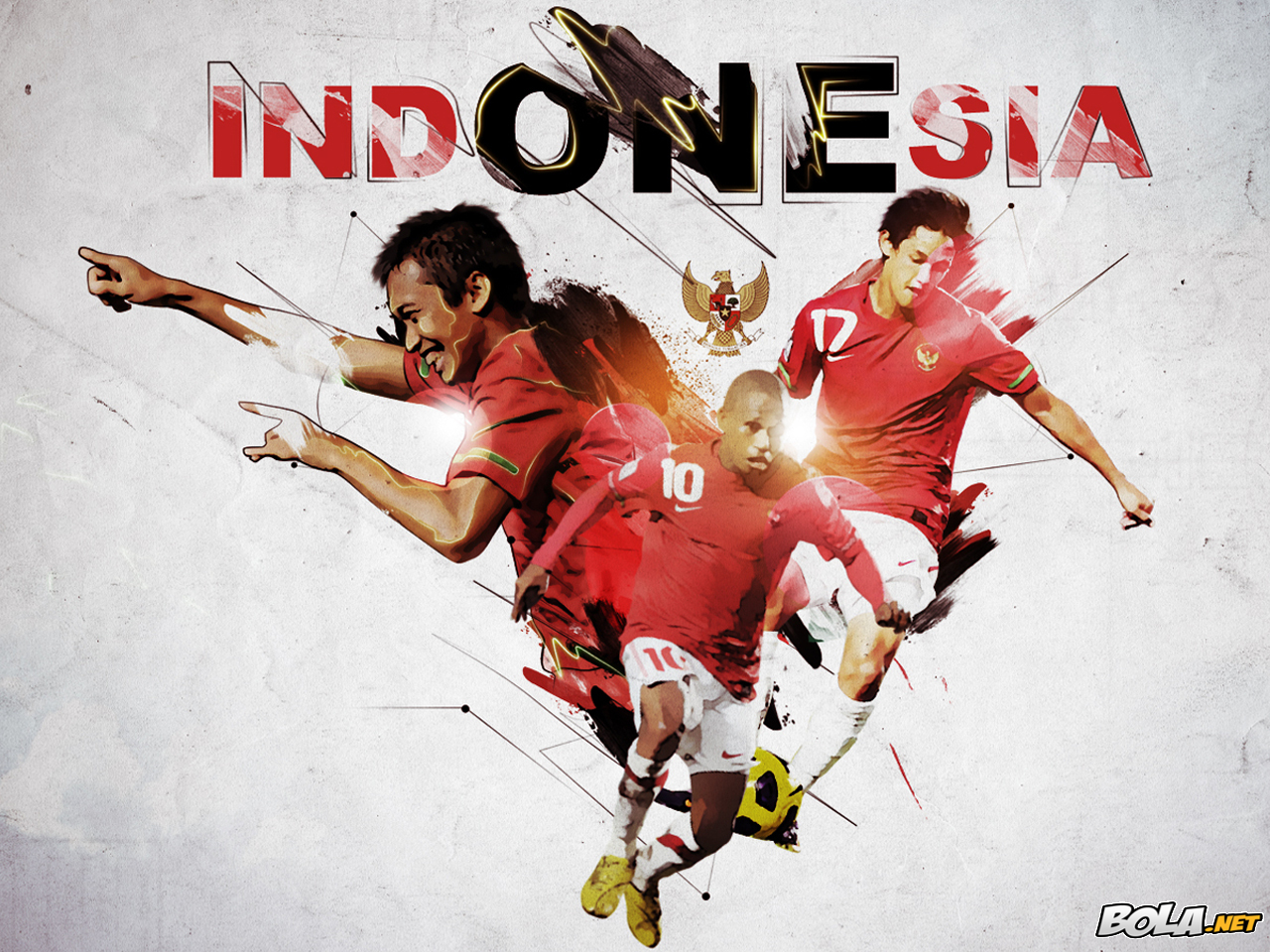 Wallpapers Timnas Indonesia 1010