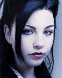 Amy Lee Isn't Asian, Is She?