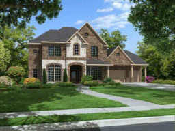 Newmark Homes Barcelona Sienna Plantation