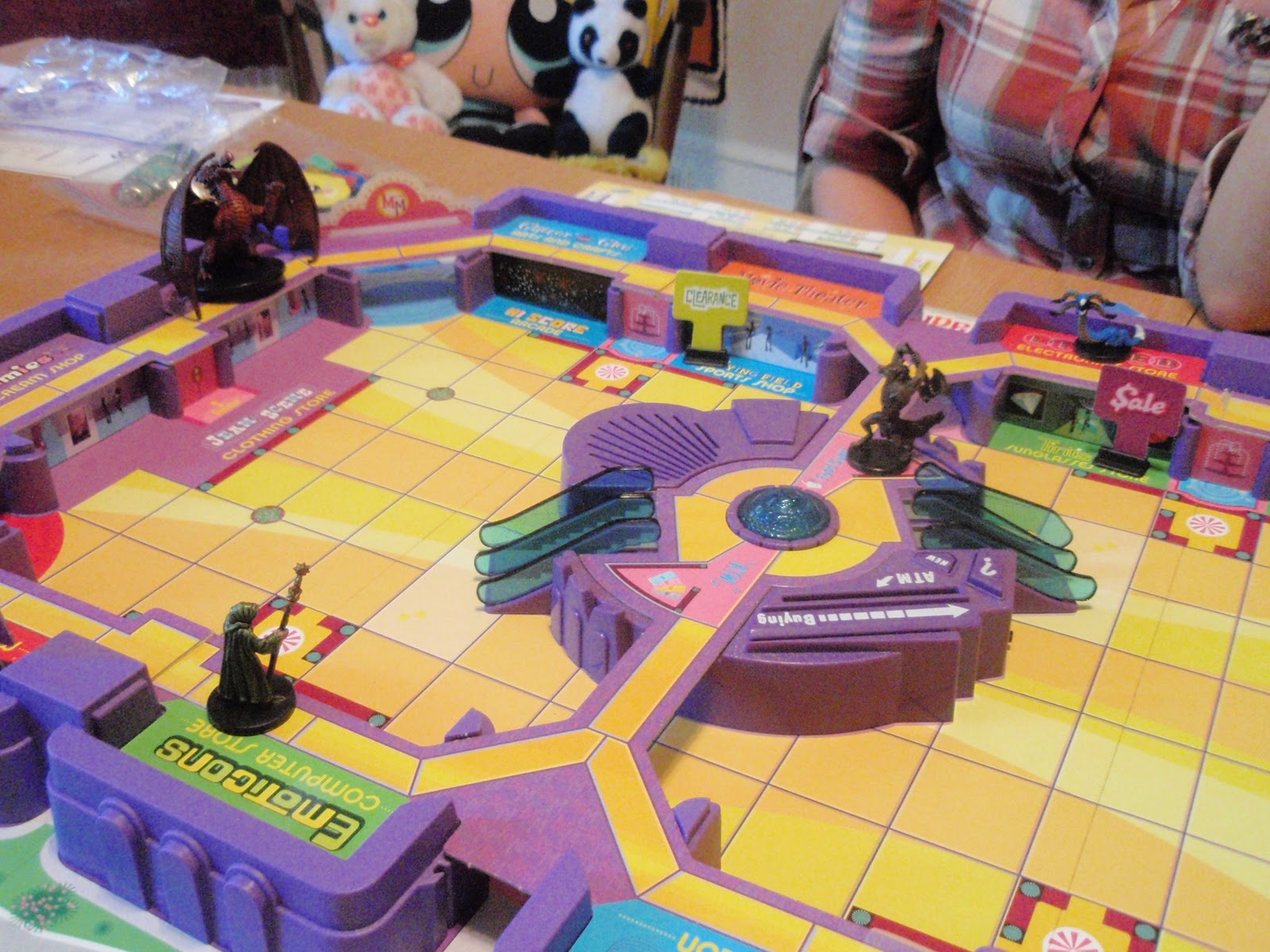 view of board game - photo #37