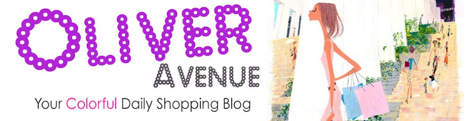 Oliver Avenue- Your Colorful Daily Shopping Blog