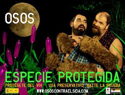 aprebenzión BIU enfilata a onsos y simpatizans - prevención VIH dirigida a osos y simpatizantes