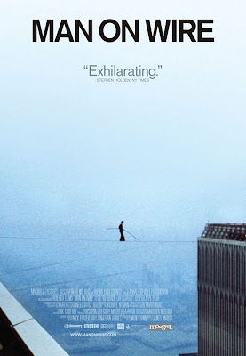 man on wire, movie, documentary, amazing story, twin towers, new york