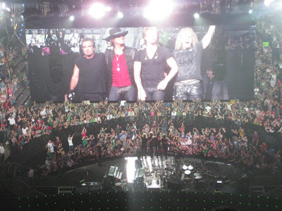 bon jovi band, live in michigan