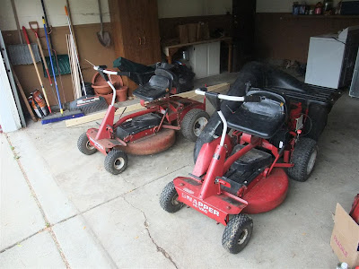 snapper mower, craigslist, parts, riding mower, bagger