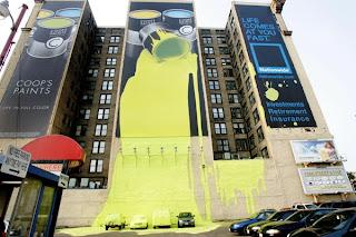 Dripping Paint | Publicidad a lo grande ceslava 0