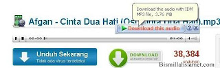 MP3 4shared,Cara Download Lagu MP3 di 4shared!com