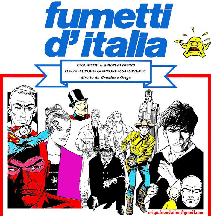 FUMETTI d'ITALIA