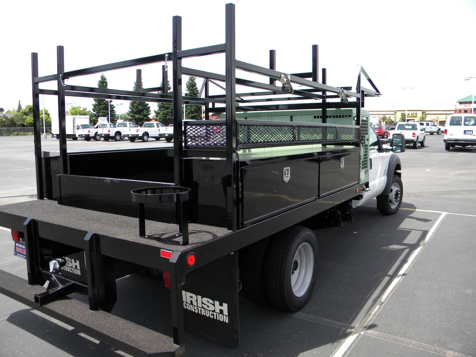 Commercial Vehicles For Sale In Northern California: Commercial Truck Success Blog: Nice Custom Flatbed For