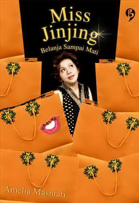 Buku Miss Jinjing, oleh Penerbit Gagas Media