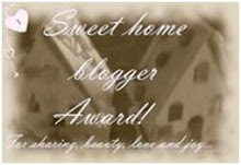 My First Blog Award!!!