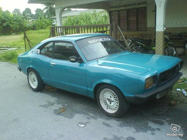for sale mazda 808 with 12a rotary engine. Black Bedroom Furniture Sets. Home Design Ideas
