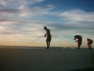 fotos de pescadores da ponta de humaitá