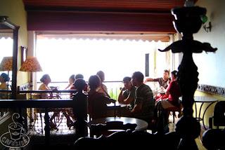 Imagem do Salão do Cafelier