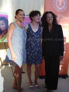 Vanessa, Caytha, and Warner Bros.