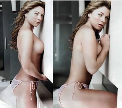 sexy nude girls langerie